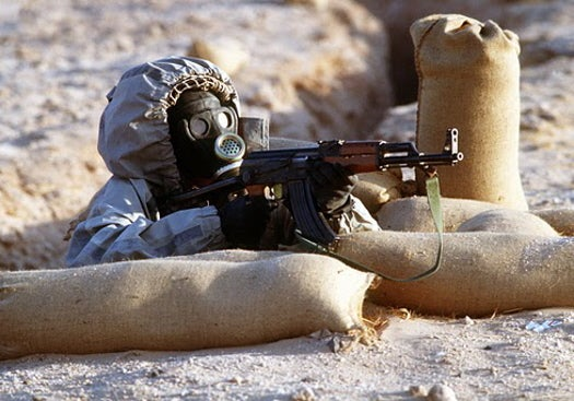 FYI: How Do You Dispose Of Chemical Weapons?