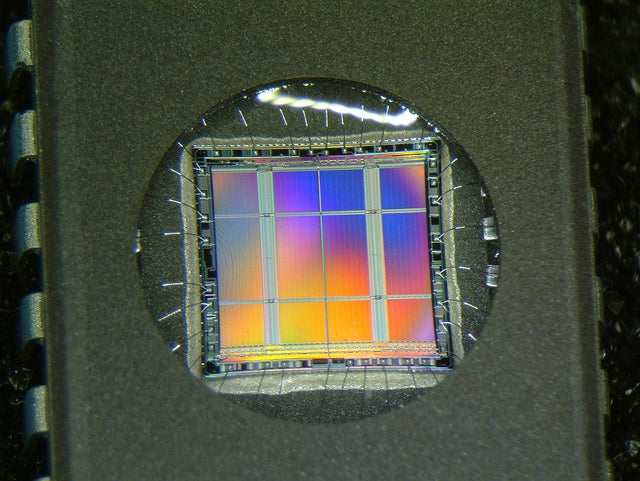First Spintronic Computer Memory Device Successfully Built in Lab