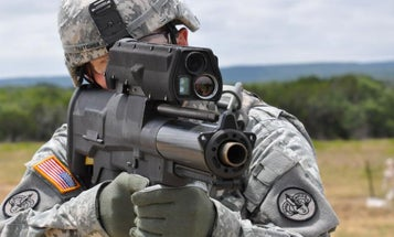 U.S. Special Forces Set to Carry XM-25 Laser-Guided Smart-Bullet Weapon into Battle