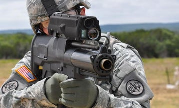 The XM-25 Smart Computerized Grenade Launcher is Headed to Afghanistan