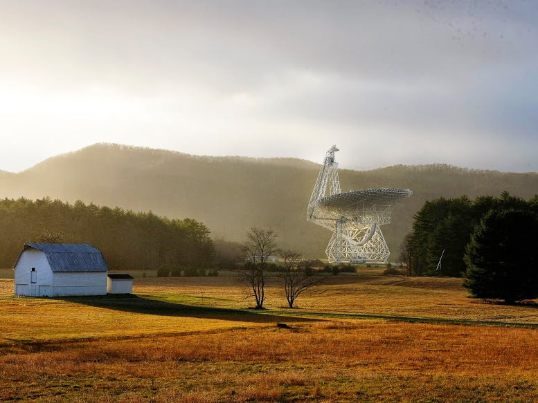 This West Virginia Town Has Gone Radio Silent