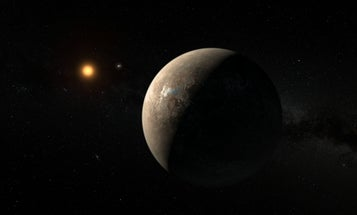 Our Closest Neighboring Star Has A Rocky, Earth-Sized Planet In Its Habitable Zone