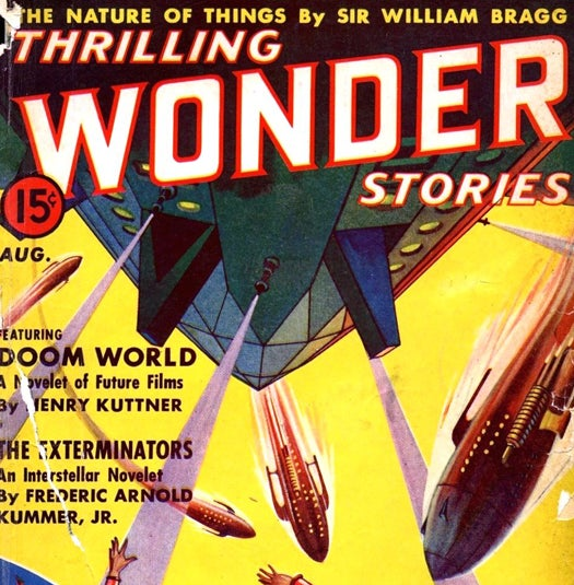 Thrilling Wonder, This Weekend In New York and London
