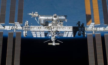 See How the Space Station was Built in Photos