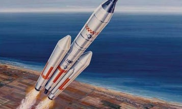 The Manned Orbiting Laboratory the Air Force Failed to Launch