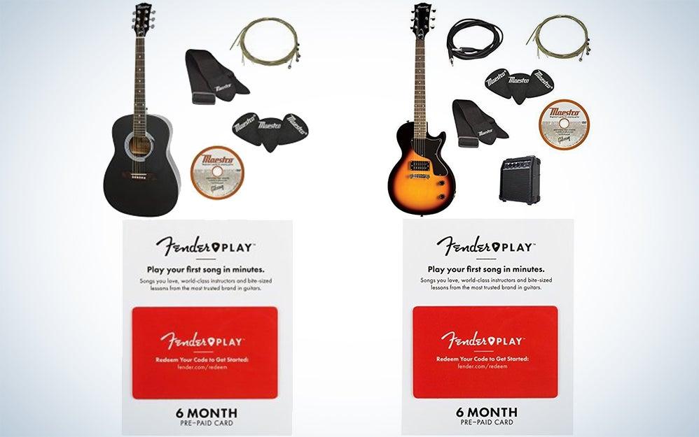 Gibson guitar bundles