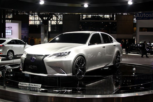 At The 2011 New York Auto Show, Exciting New Signs of Life