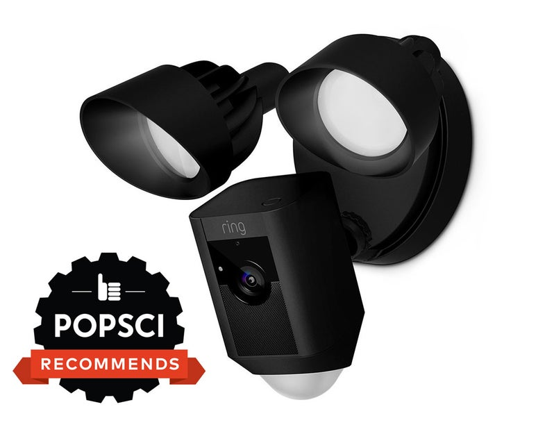 Ring Floodlight Cam Review: A smart security device that pulls double duty