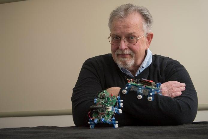 How A Robotic Octopus Could Help Us Control Autonomous Drone Swarms
