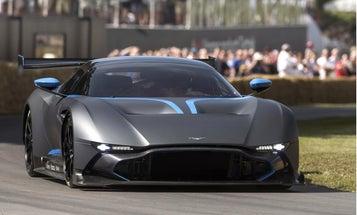 Aston Martin Vulcan Will Race Tomorrow