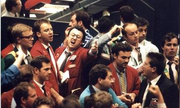 Bad Market? Blame Men