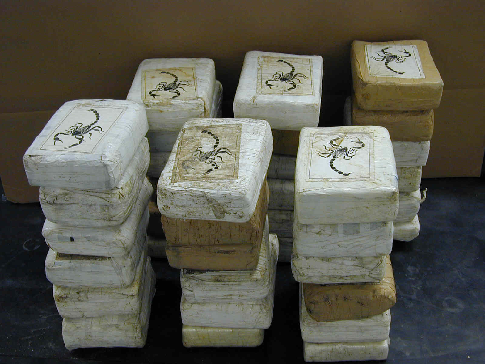 Majority of U.S. Cocaine Supply Cut with Veterinary Deworming Drug