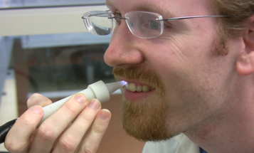 Video: Plasma Torch Toothbrush Successfully Used In Human Mouth