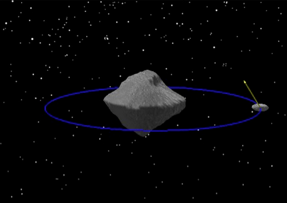 European Space Agency Decides Which Asteroid They'll Go Smash Into First