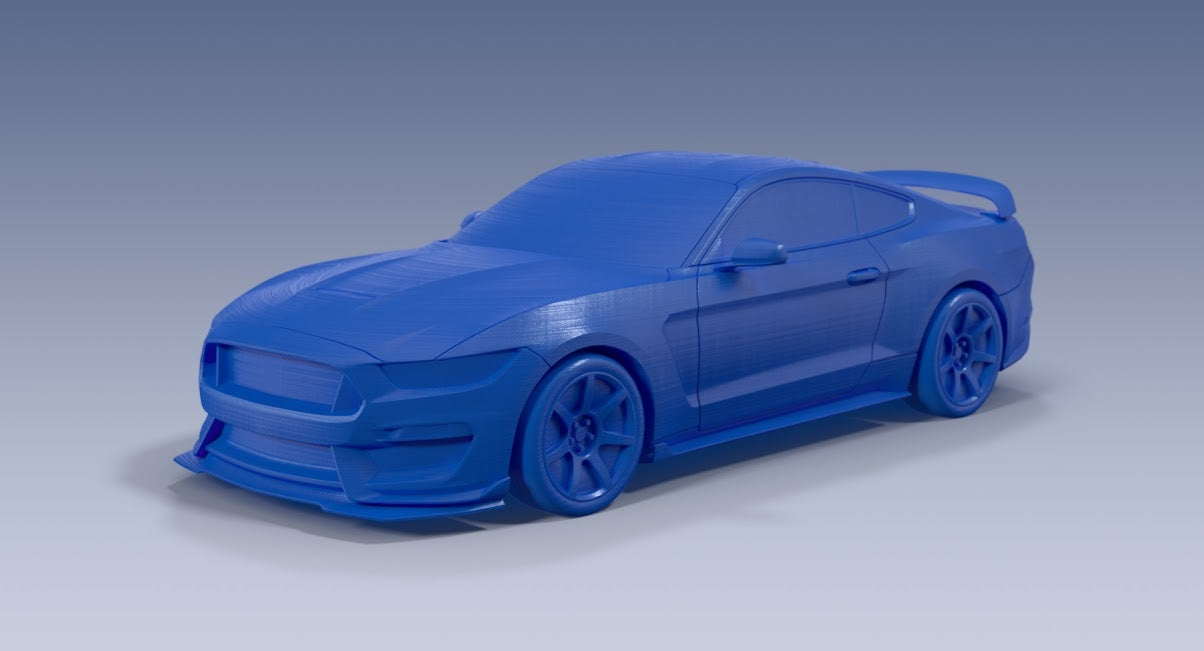 Ford Store Offers 3D Printable Models