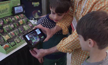 Bringing Vegetables To Life With Augmented Reality