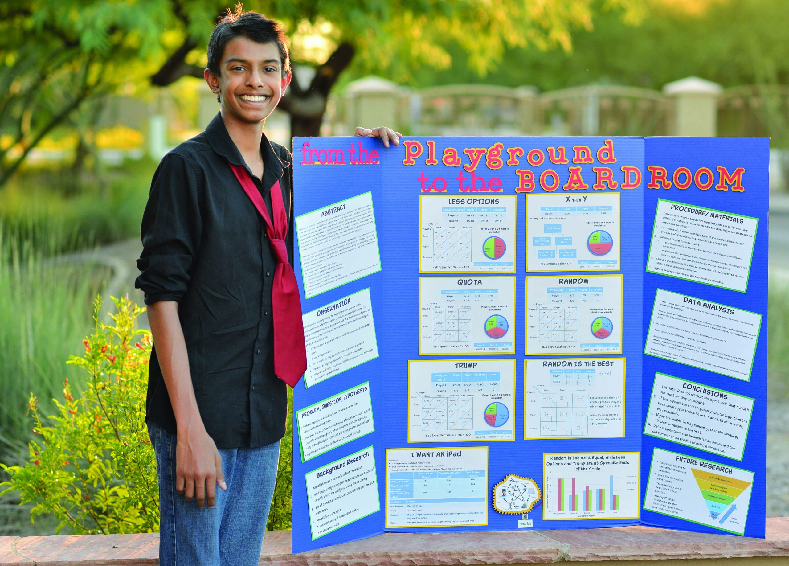 Science Fair Tips For Middle School Students