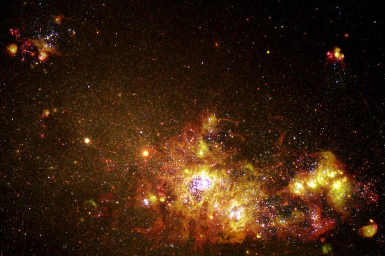 New Nano-Device Detects Light from Big Bang