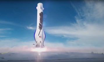 Blue Origin's next rocket may finally get sea legs