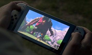 Nintendo 'NX' Console Finally Has A Name: Switch