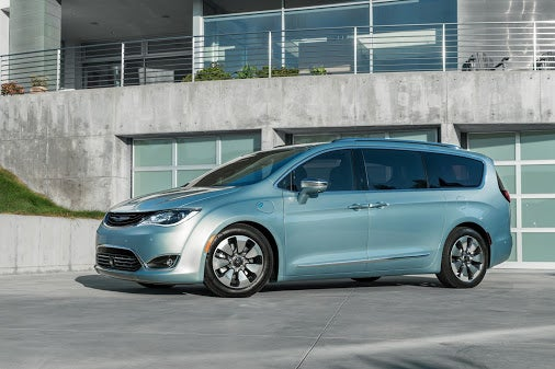 Google Announces Self-Driving Minivan