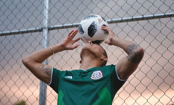 How the new World Cup ball was designed to not influence the games