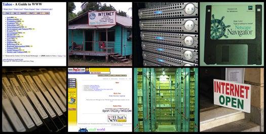 Amazing Databases: The Wayback Machine