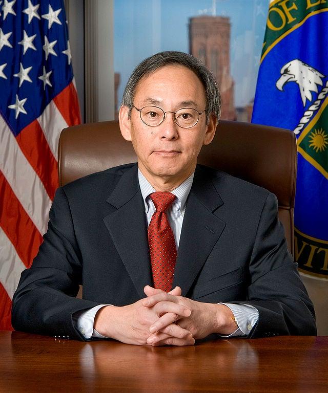 US Energy Secretary Steven Chu Will Resign