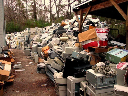 A New International Project Aims to Track U.S. Electronic Waste for Recycling