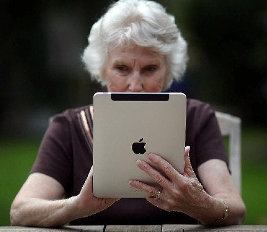 Japan Is Giving Away iPads To Millions Of Elderly People
