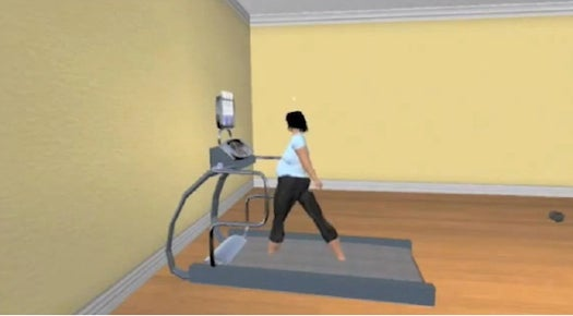 Let An Avatar Teach You How To Lose Weight
