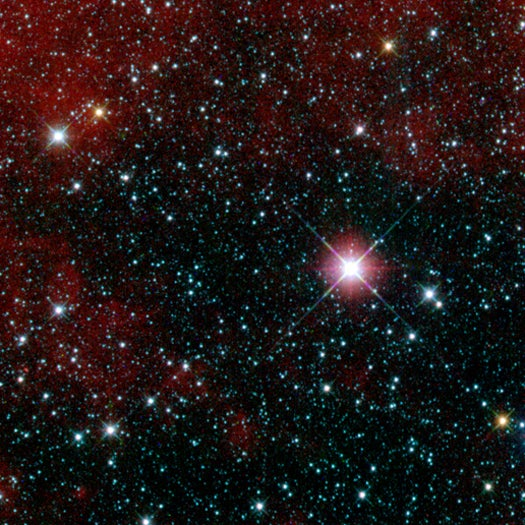 WISE Infrared Telescope Opens Eyes, Snaps Its First Starry Image