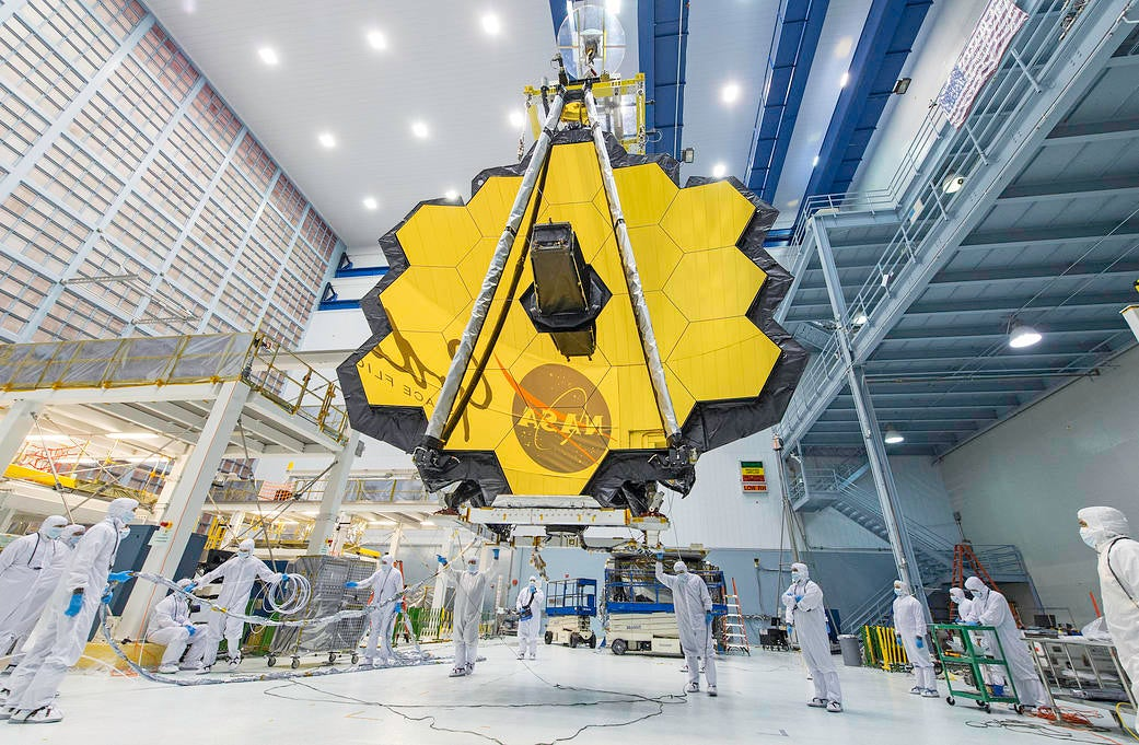 NASA's most anticipated new telescope just got delayed again