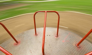 Why do I feel dizzy after spinning?