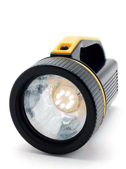 How to Make an LED Flashlight