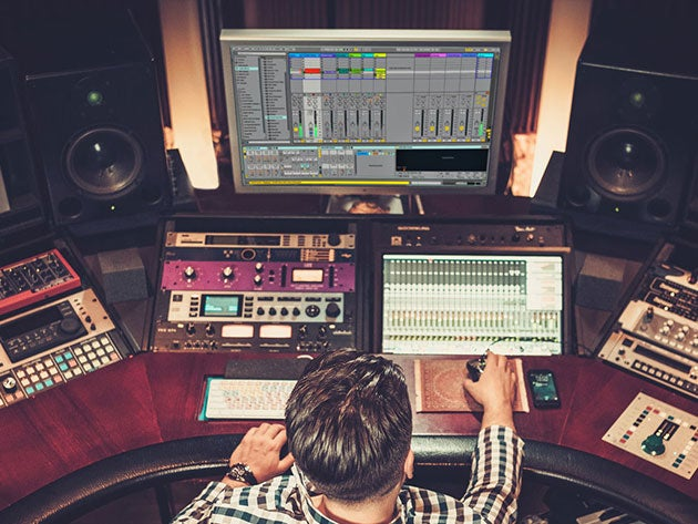 Learn the science of making music from world-class pros with Noiselab