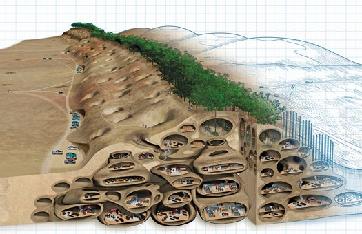 Environmental Visionaries: The Sand Sculptor