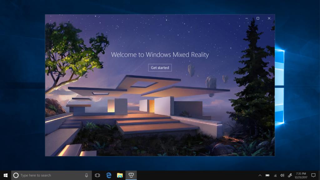 Cliff House Microsoft Windows 10
