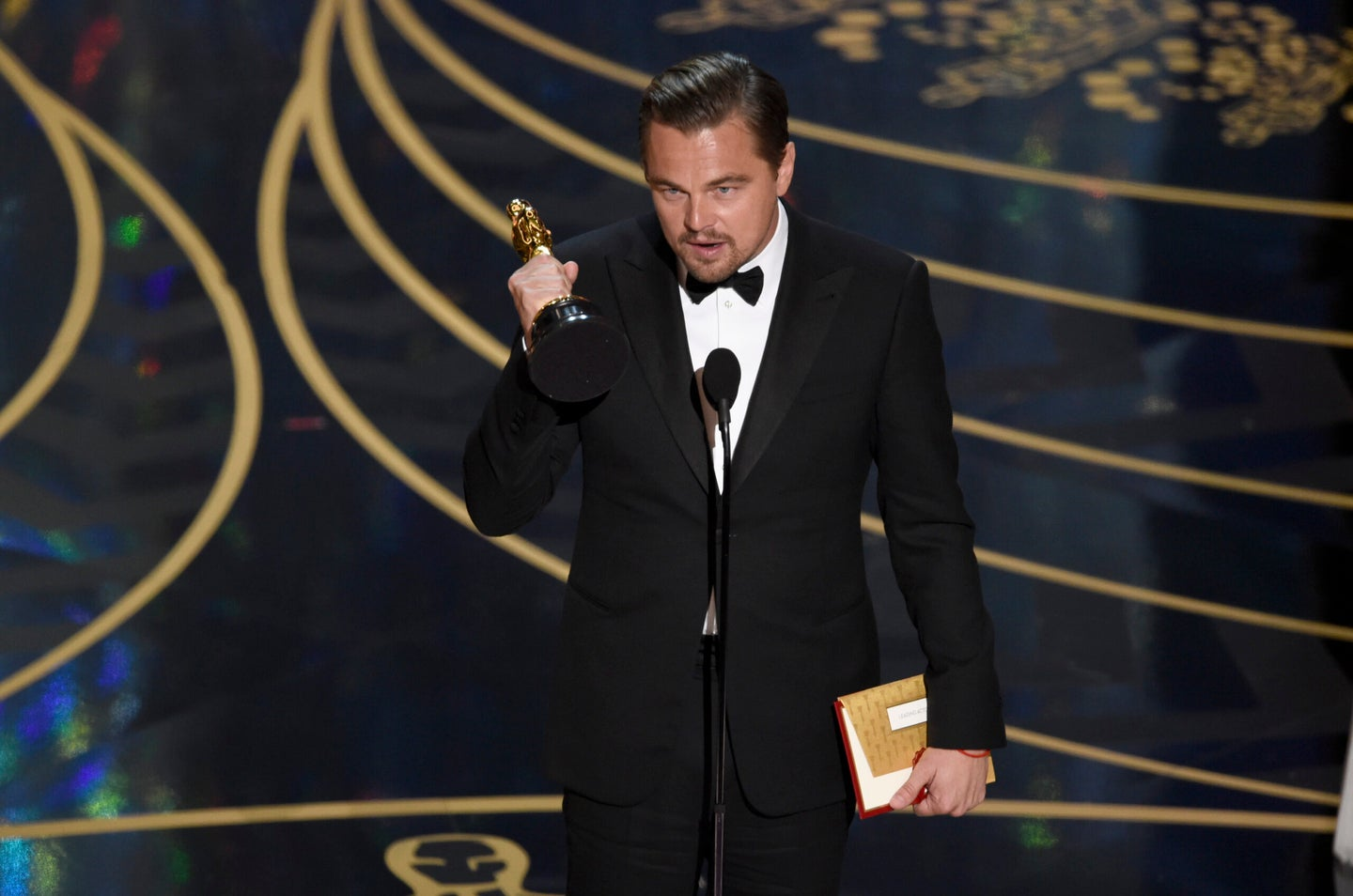 How Hollywood Took On Climate Change At The Academy Awards