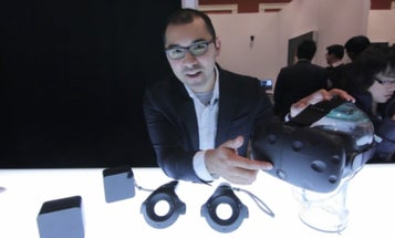 You Can Preorder The HTC Vive Pre Virtual Reality Headset On Feb. 29