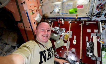 How To Celebrate Thanksgiving On The International Space Station