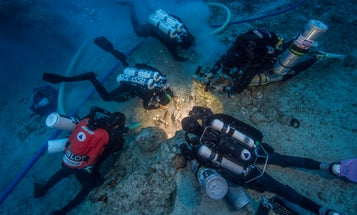 Human Remains Found In 2,000-Year-Old Antikythera Shipwreck