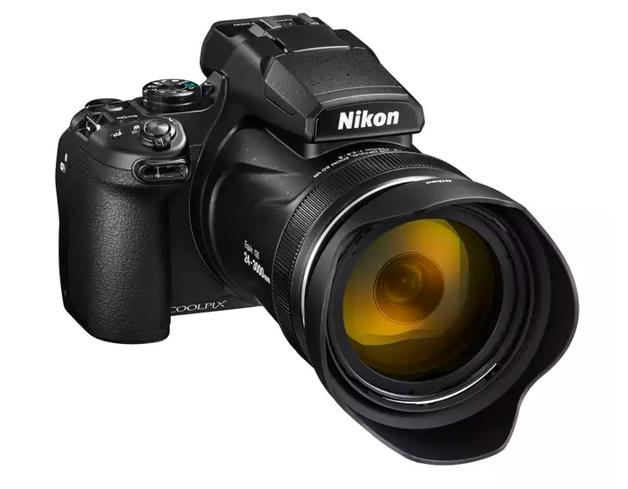 Nikon's new 125x zoom camera has a lens that would be impossible on a DSLR