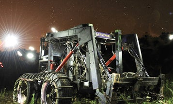 You Built What?!: A Tractor For The Apocalypse