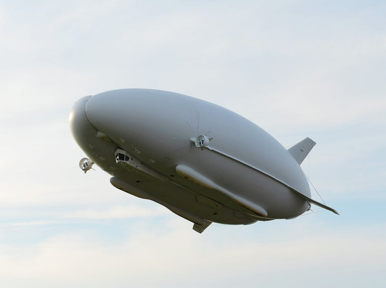 The World's Biggest Aircraft