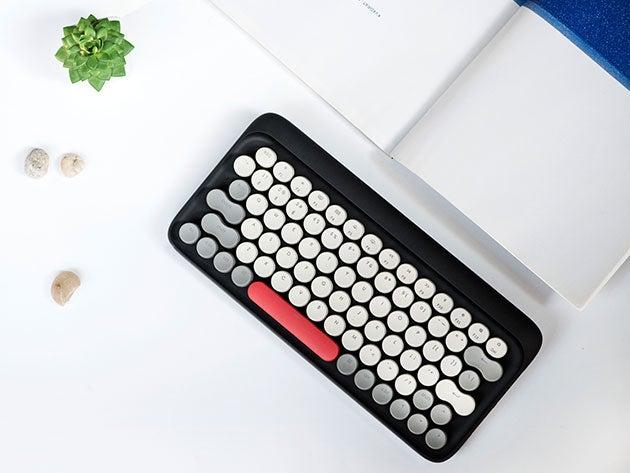 Lofree Four Seasons Wireless Mechanical Keyboard