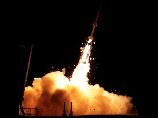 Video: NASA Launches a Rapid Fire Five-Rocket Barrage to the Very Edge of Space