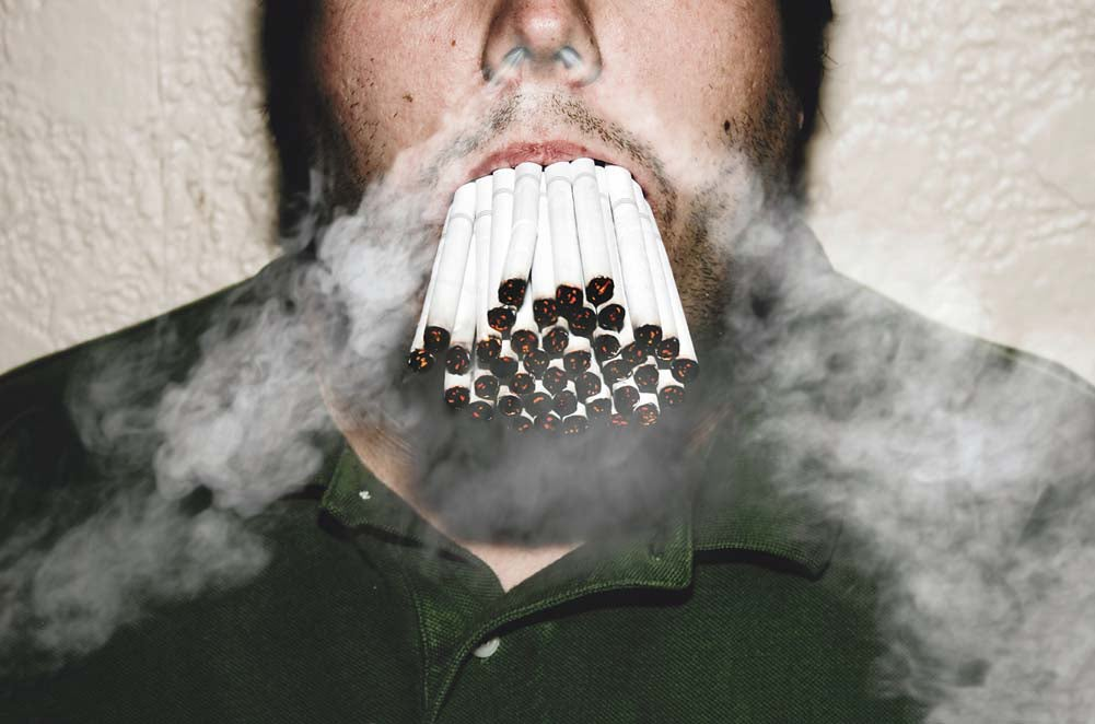 Does Smoking Contribute to Global Warming?