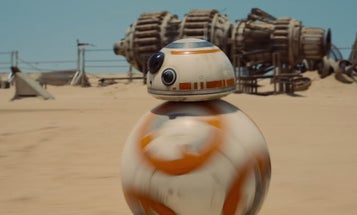 Star Wars Fans Figure Out The Force That Awakens BB-8 Robot