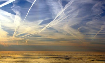 Chemtrail Conspiracy Theory Finally Exposed